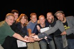 Best of 48HFP: Jim Parks, Brian Sarfatty, Margaret Andrea, Spencer Parks, Marc Morgan, Ray Araldi, Noah Ginex
